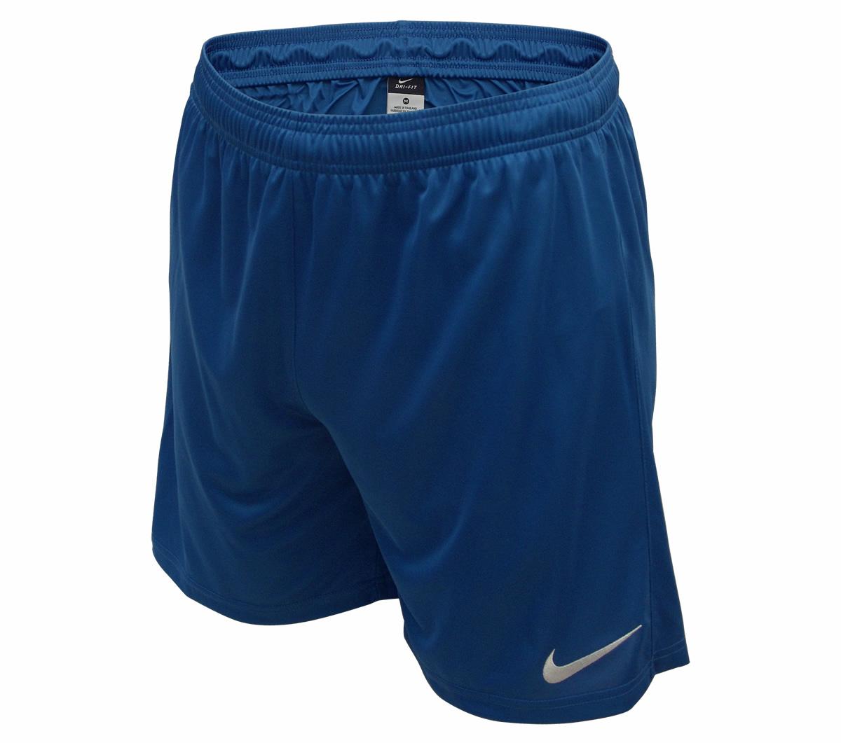 Calção Nike Park Knit Azul Calção Nike Park Knit Azul ... bb5c40f8d4685