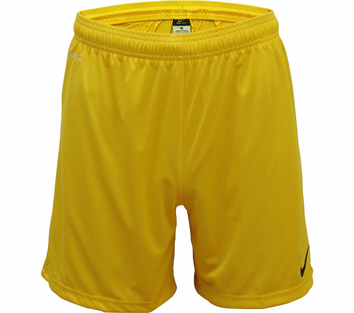 1e30f310a6 Calção Nike Park Knit Amarelo Calção Nike Park Knit Amarelo ...