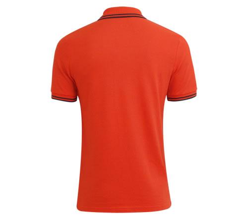 Camisa Internacional Polo Nike Oficial Laranja - Mundo do Futebol a67d64e07d337