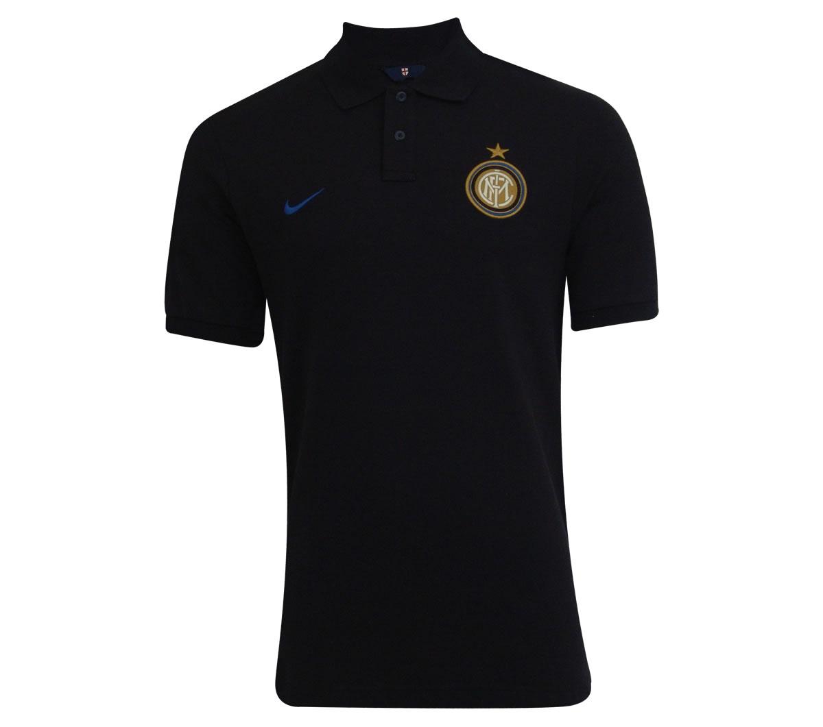 f31a1f5570 Camisa Inter de Milão Nike Polo Authentic - Mundo do Futebol