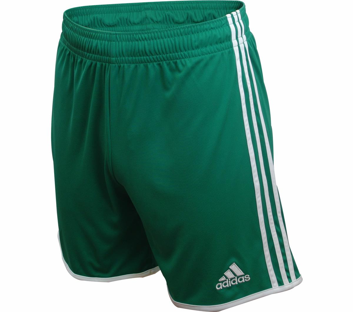 c17648ddf7 Calção Adidas Entrada 12 Verde e Branco - Mundo do Futebol