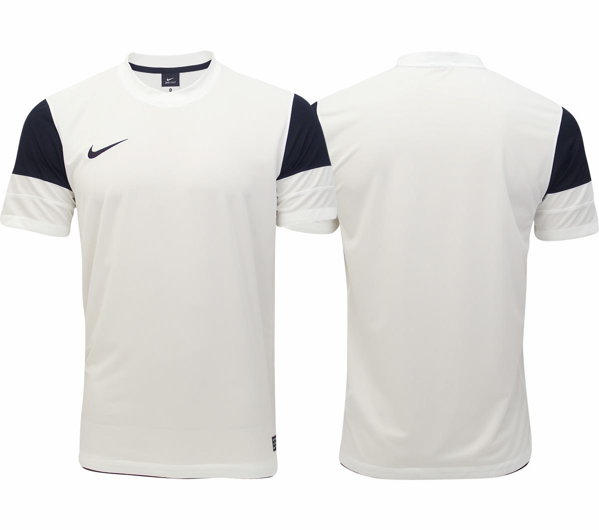 Camisa Nike Trophy Branca e Preta Camisa Nike Trophy Branca e Preta 453a401e2e122