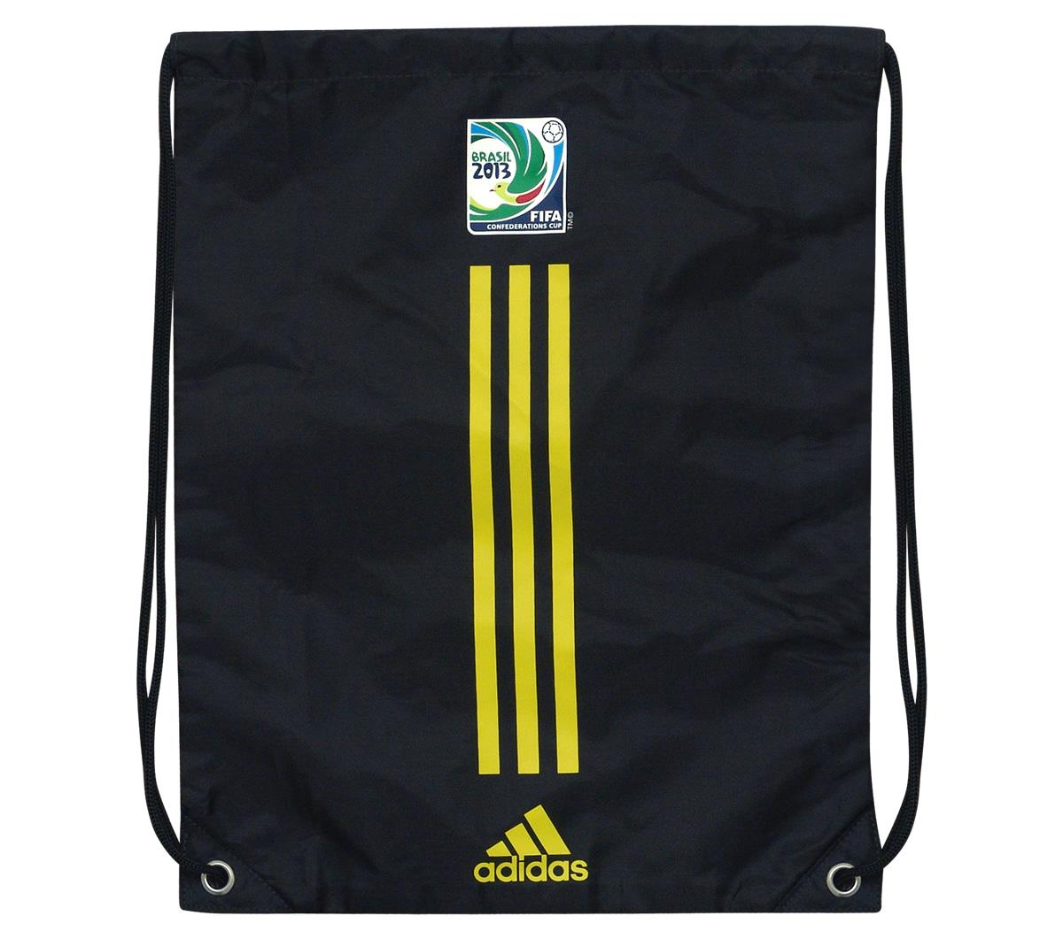 Bolsa Adidas Gymsack Cafusa Copa das Confederações