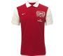 Camisa Arsenal Polo Authentic Nike Oficial