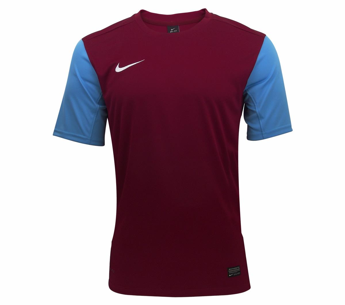 Camisa Nike Classic IV Vinho e Azul - Mundo do Futebol 44078d5195a6d