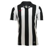 Camisa Nike Inter III Stripe Preta e Branca