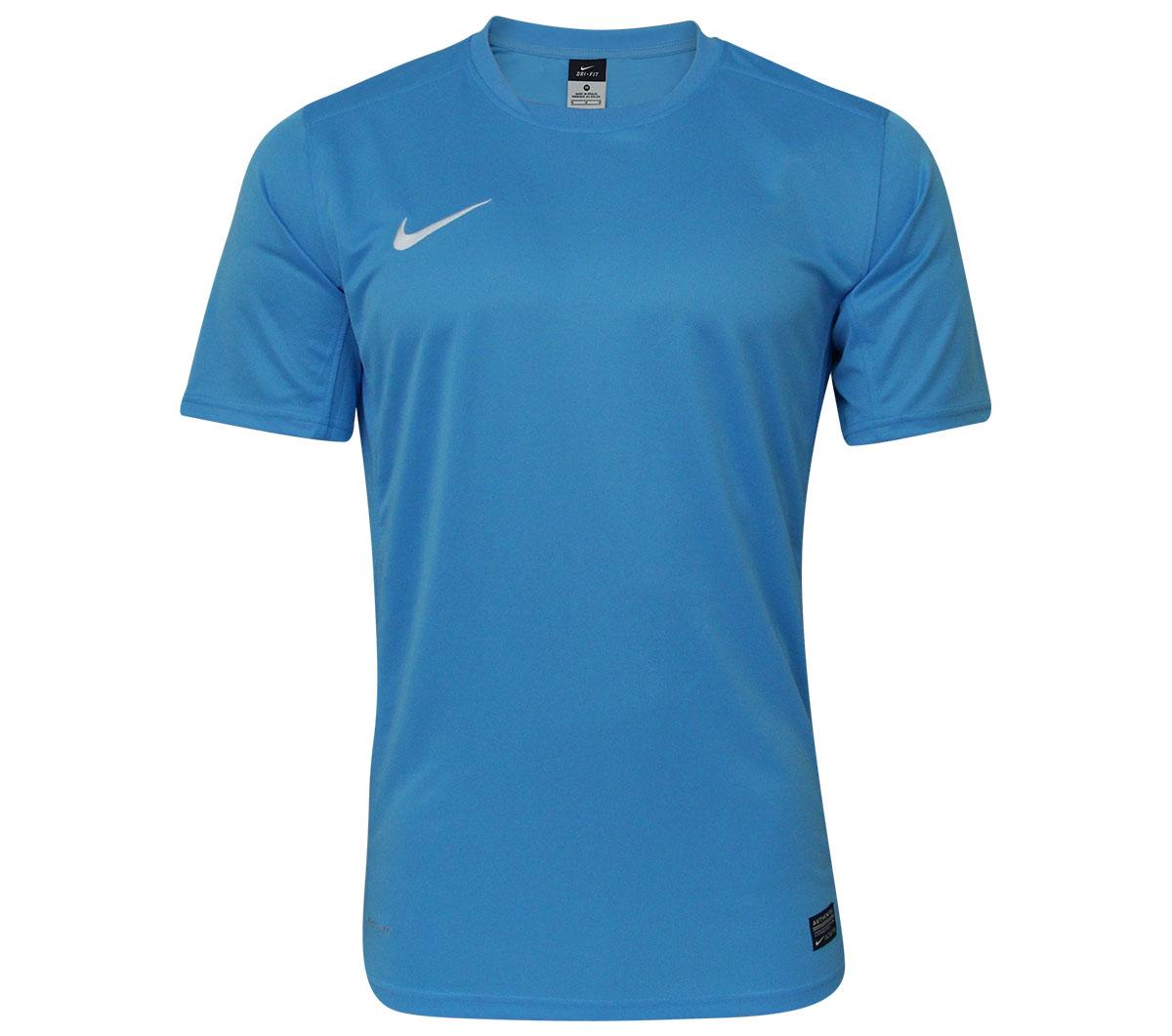 661ce8d0abcfa Camisa Nike Park V Celeste Camisa Nike Park V Celeste ...