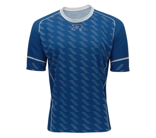 Camisa Estampada Placar Tigres Azul