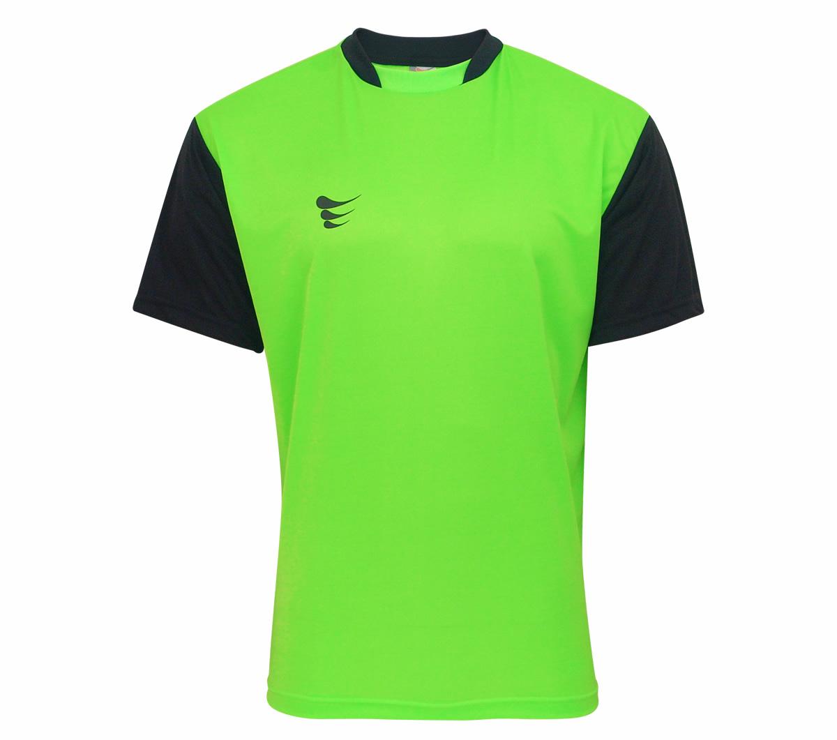 Camisa Super Bolla Pop Basic Verde Limão e Preto