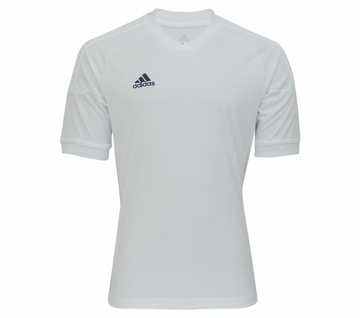 Camisa Adidas Regista 12 Branca Camisa Adidas Regista 12 Branca ... cfc93a09fc01a