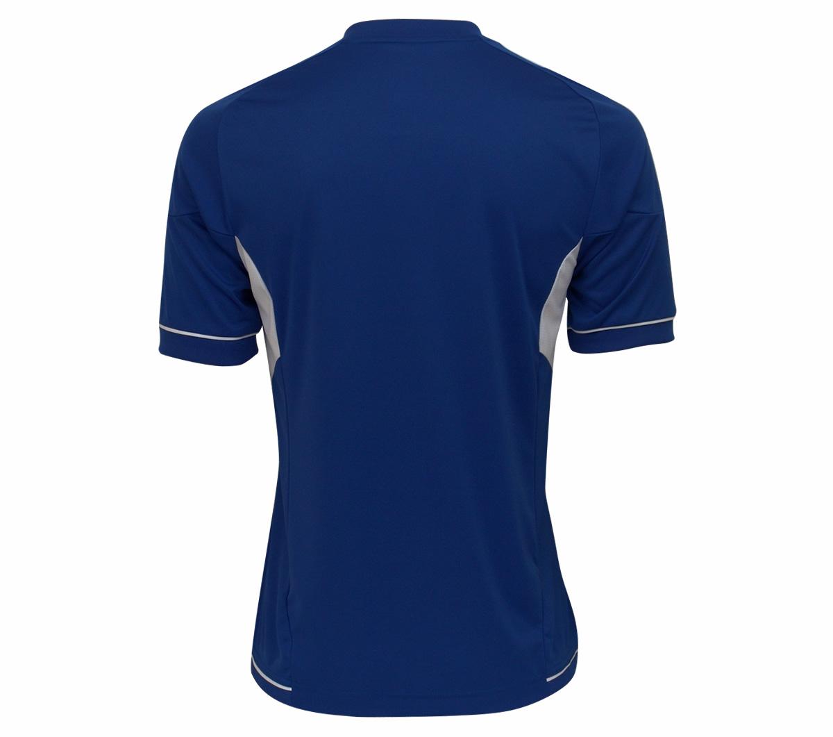 Camisa Adidas Regista 12 Azul - Mundo do Futebol 7d0af884726a3