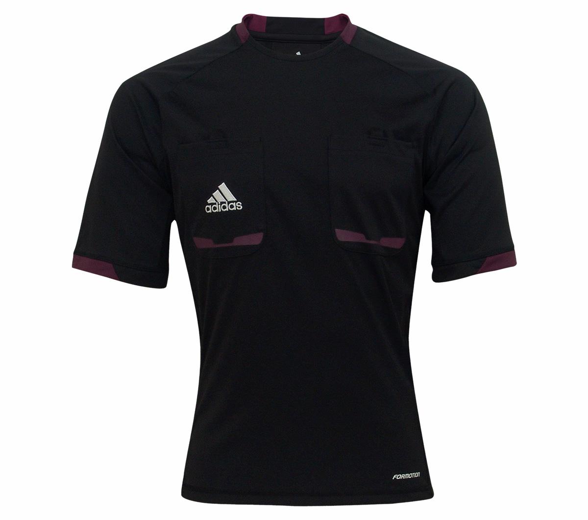 864fc46797128 Camisa Árbitro Adidas Preta Camisa Árbitro Adidas Preta ...