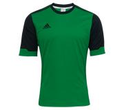Camisa Adidas AdiTeam Verde e Preta