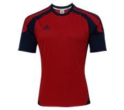 Camisa Adidas Mere Vermelha e Marinho