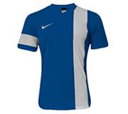 Camisa Nike SS Striker III Azul e Branca