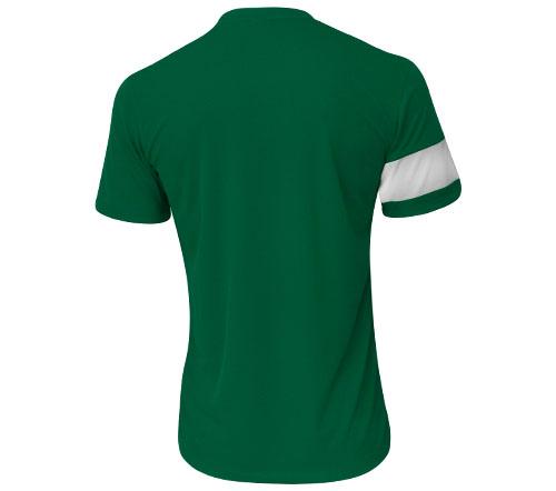 45aaa9dd7b Camisa Nike SS Striker III Verde e Branca - Mundo do Futebol
