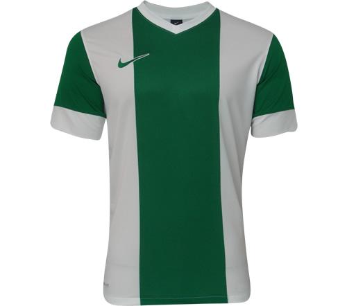 Camisa Nike Energy II Verde e Branca