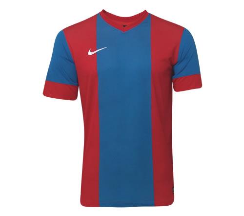Camisa Nike Energy II Azul e Vermelha