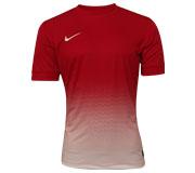 Camisa Nike SS Precision II Vermelha e Branca