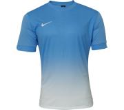 Camisa Nike SS Precision II Celeste e Branca