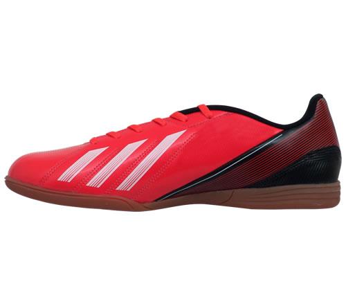 Tênis Adidas F5 Futsal Laranja