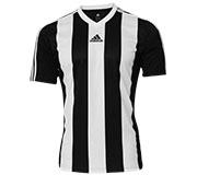 Camisa Adidas Inspired Estro 13 Branca e Preta