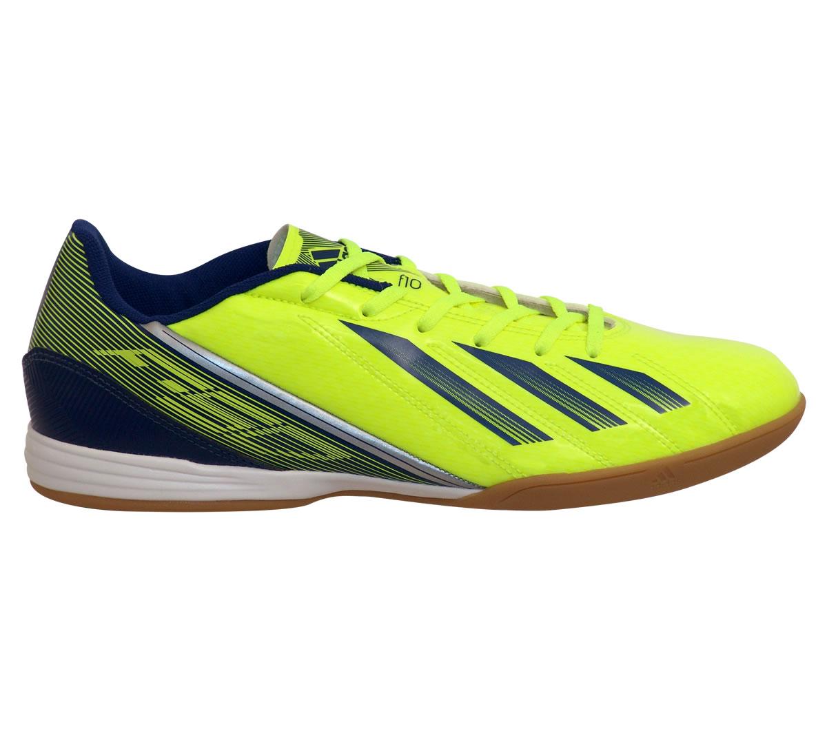 b57085bddc Tênis Adidas F10 Futsal Amarelo - Mundo do Futebol