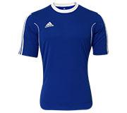 Camisa Adidas Squadra 13 Azul e Branca