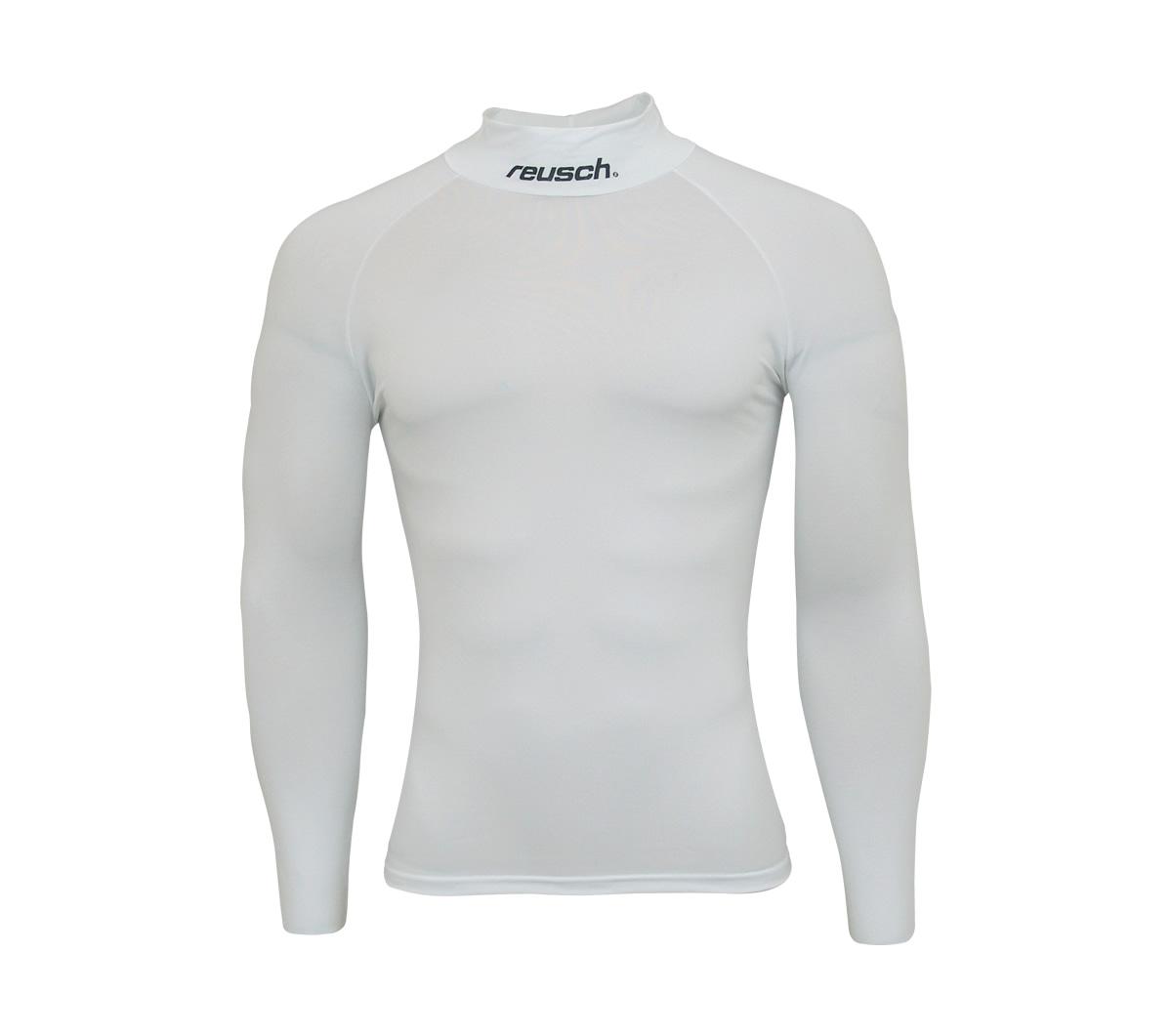 Camisa Térmica Reusch Underjersey Gola Alta Branca Camisa Térmica Reusch  Underjersey Gola Alta Branca ... 946ef0d3329c8