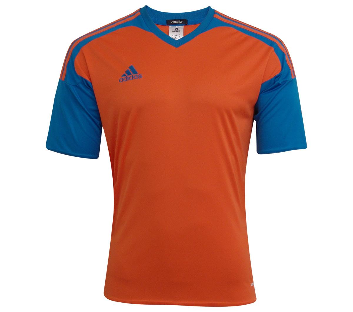 Camisa Adidas Team 13 Amarela e Branca - Mundo do Futebol e7ddf5006e950