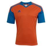 Camisa Adidas Team 13 Laranja e Azul