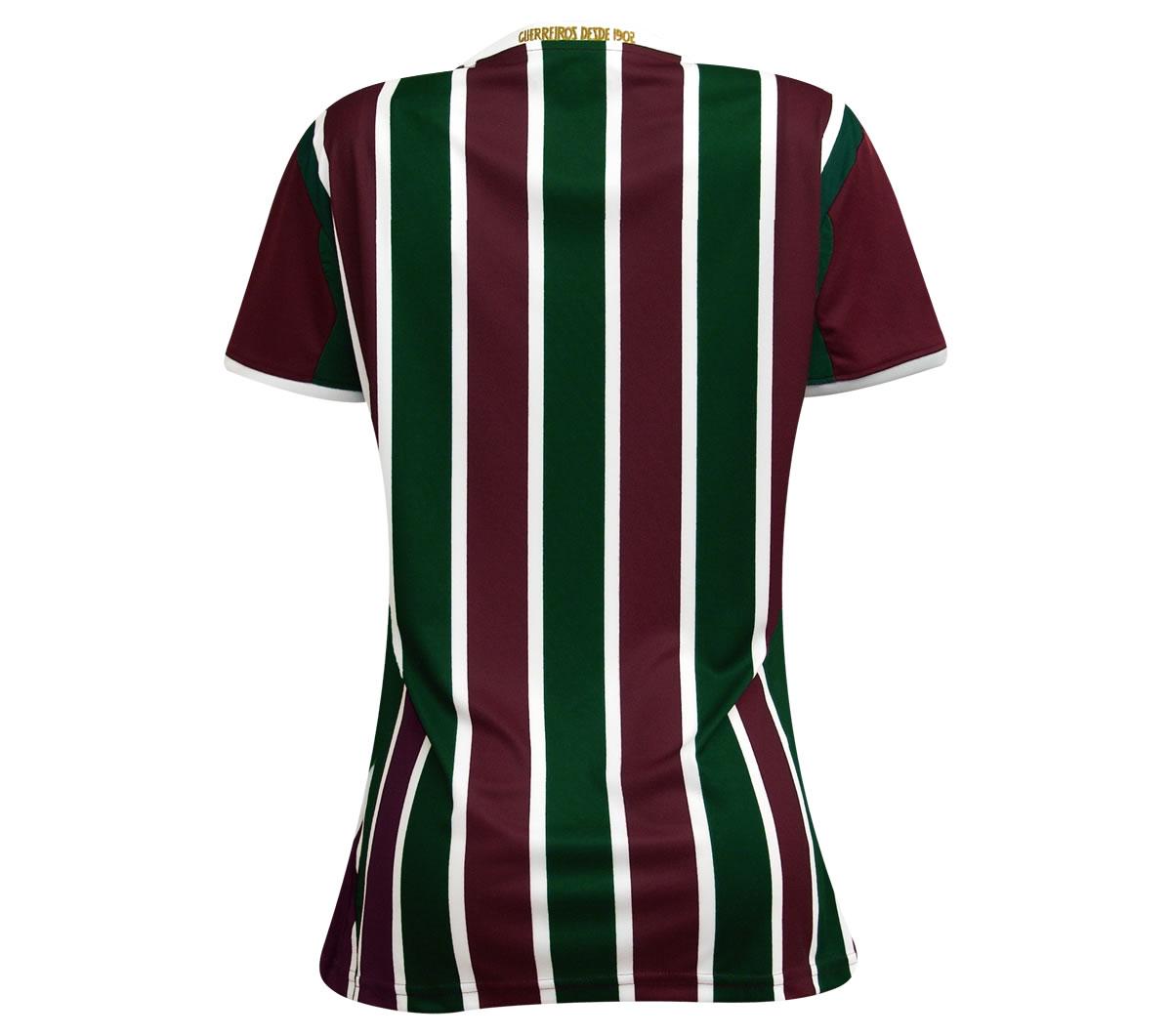 Camisa Fluminense I Adidas Feminina Oficial 13 14 - Mundo do Futebol c7037eefa85b8