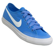 T�nis Nike Casual Go Low Canvas Feminino Celeste