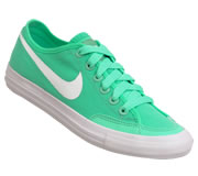 T�nis Nike Casual Go Low Canvas Feminino Verde