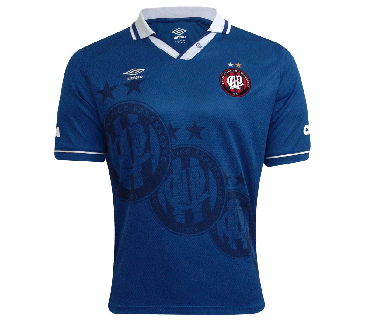 Camisa Atlético Paranaense III Umbro 2014 Nº 10