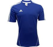 Camisa Adidas Estro 12 Azul e Branca