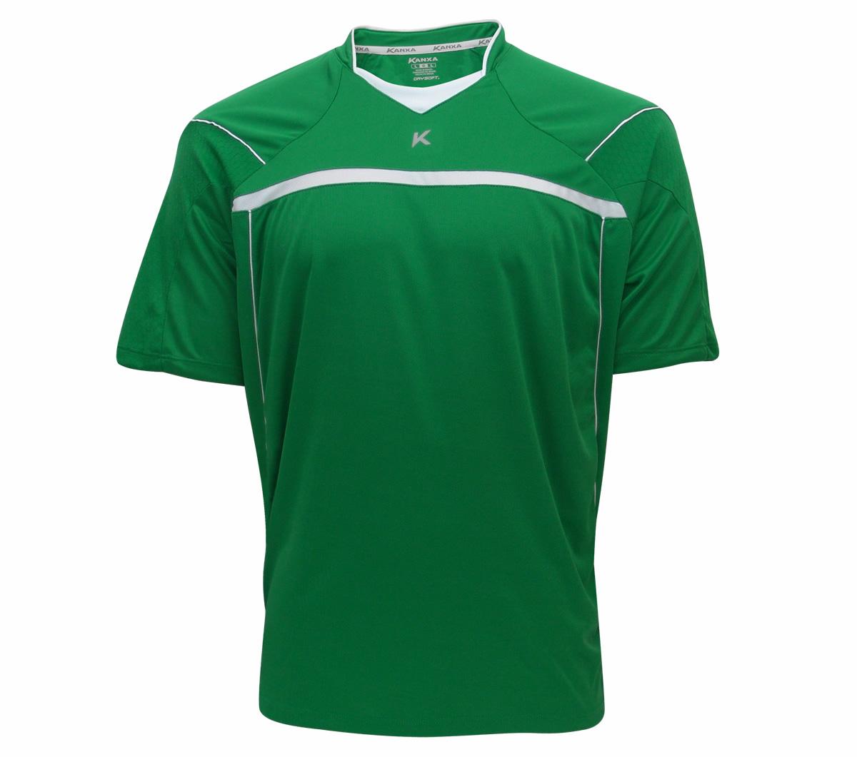 421ee4512a4e2 Camisa Kanxa Montana Azul e Branca - Mundo do Futebol