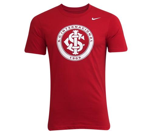 Camisa Internacional Nike Crest Vermelha