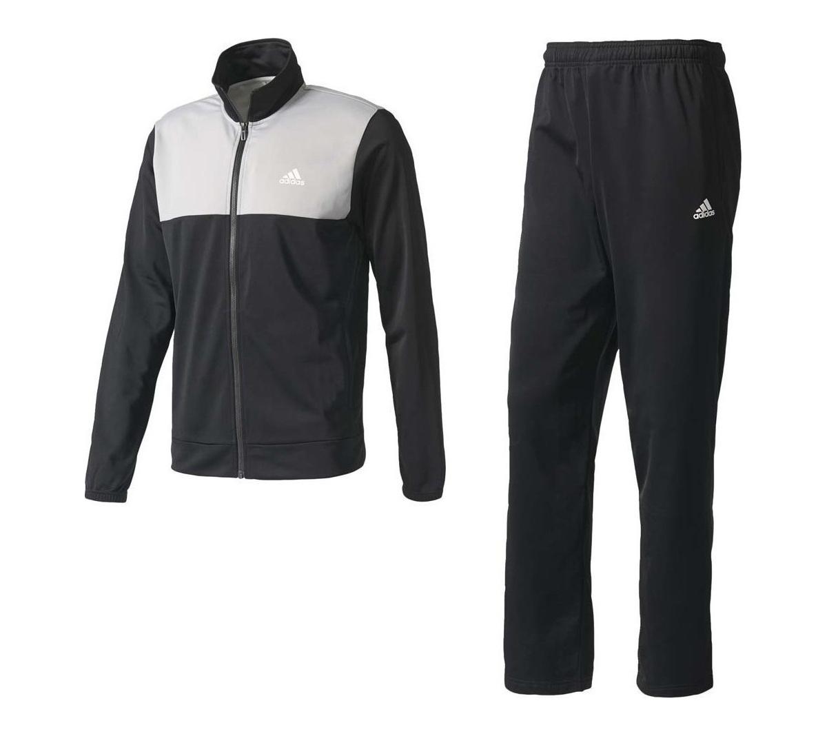 Agasalho Adidas Back2 Basics  Pt/Cz