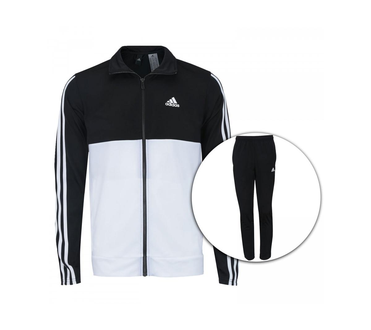 Agasalho Adidas Back2bas 3s