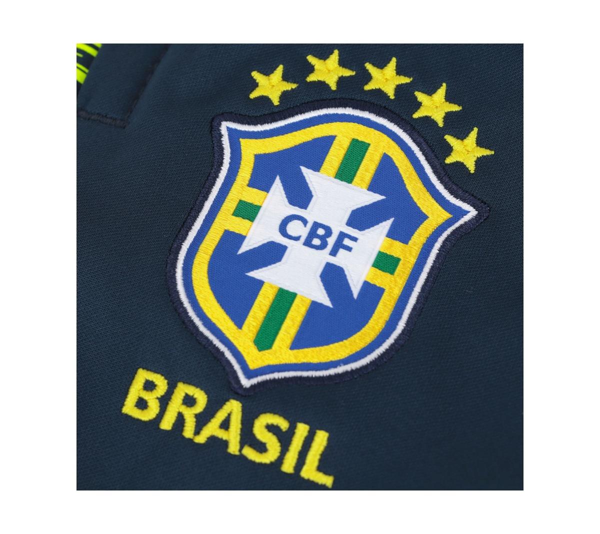8fd1f9ee9 ... Agasalho de Treino da Seleção Brasileira 2018 Nike - Masculino ...
