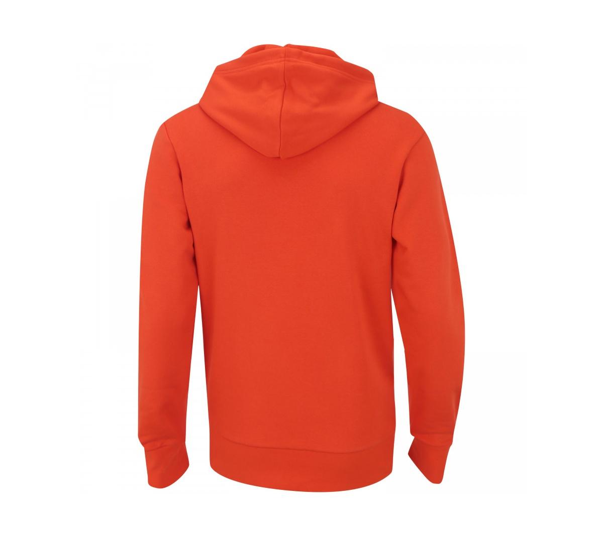 Blusa Adidas Yb Logo Hood Infantil