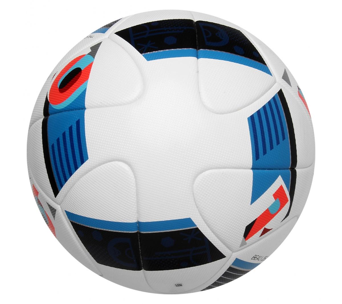 ff60038dda009 Bola Adidas EURO16 OMB - Mundo do Futebol
