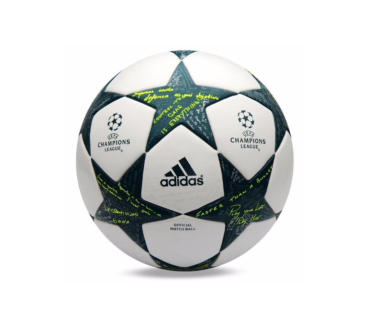aebbc106ff631 Bola Adidas Final Champions League OFICIAL Bola Adidas Final Champions  League OFICIAL ...
