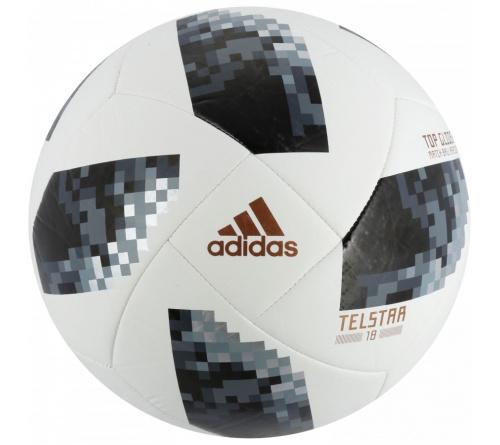 Bola AdidasTelstar Oficial Copa do Mundo FIFA 2018 TOP GLIDER
