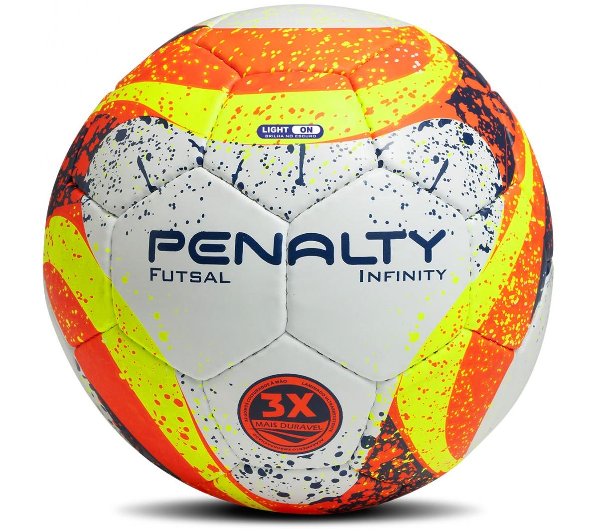 736b4ea4522de Bola Futsal Penalty Infinity VII Bola Futsal Penalty Infinity VII