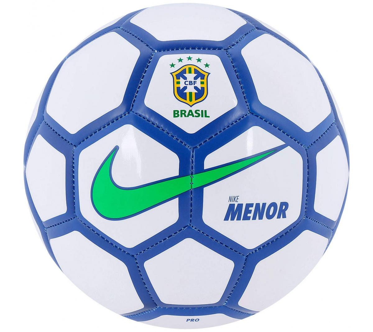 Bola Nike Menor CBF Futsal Bola Nike Menor CBF Futsal 07b35c366bcba