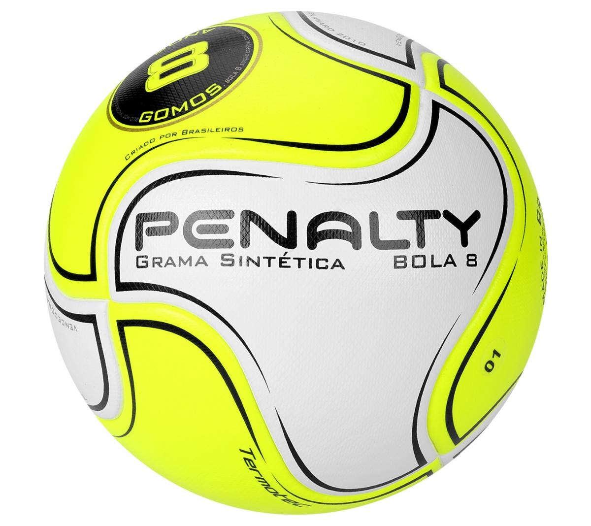 Bola Penalty Society 8 S11 Astro KICK OFF - Mundo do Futebol eecab713b8152