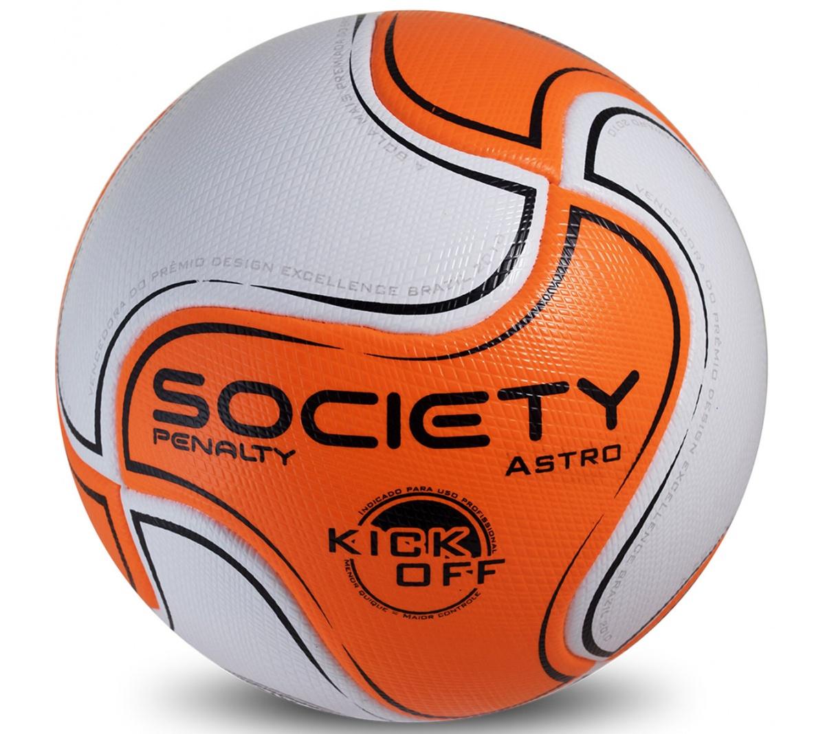 87767ea1b6 Bola Penalty Grama Sintética S11 Astro KICK OFF - Mundo do Futebol