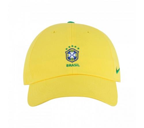 Boné da Seleção Brasileira 2018 Nike H86 Core - Strapback - Adulto